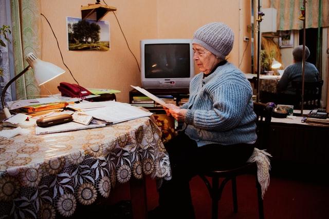 Виды социальной помощи населению Украины