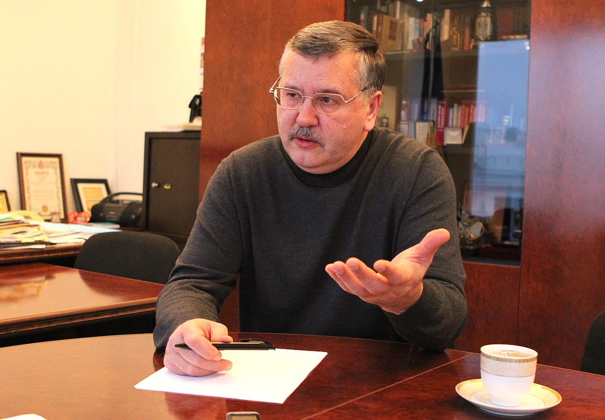 Откуда рейтинг. Интервью с Анатолием Гриценко