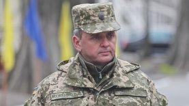 Муженко назвал число пророссийских наемников в Донбассе