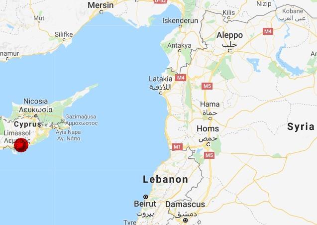 Британские ВВС и флот на Кипре готовятся ударить по Сирии - СМИ