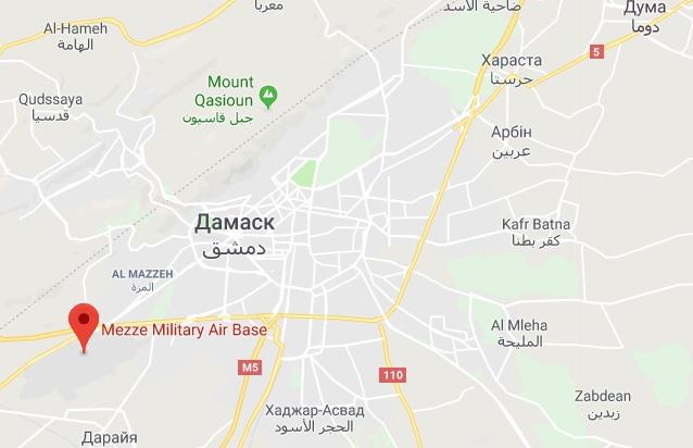 "Куда в Сирии ударят американские ""томагавки"": версия Stratfor"