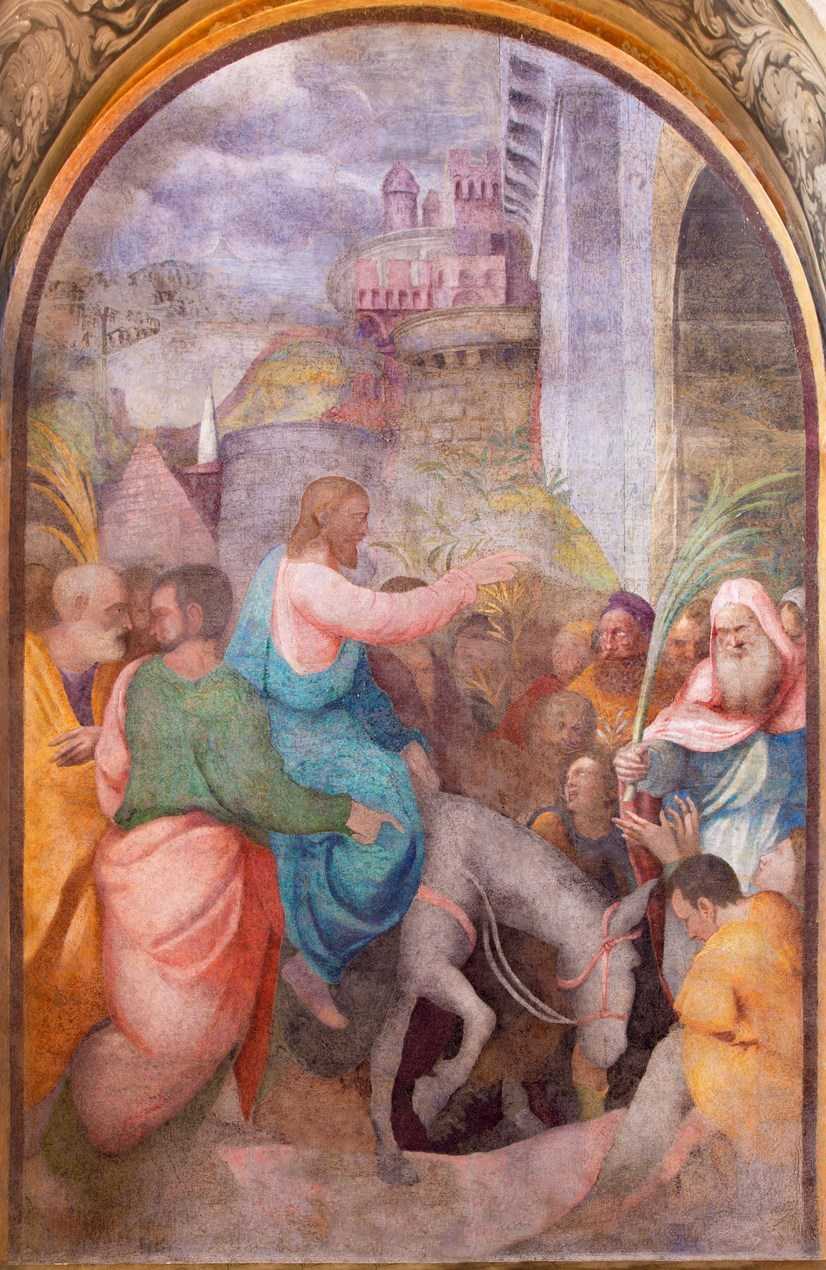 Вход Господень в Иерусалим