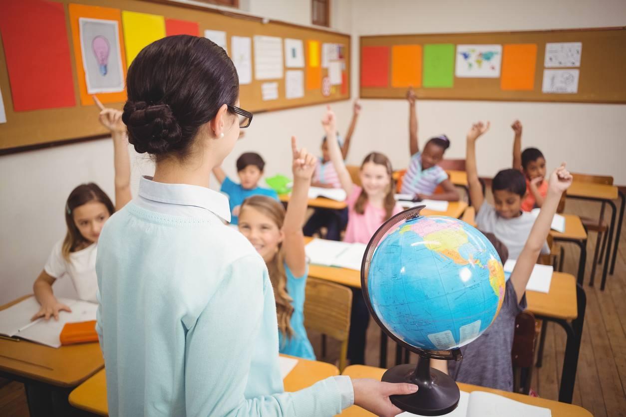День учителя фото
