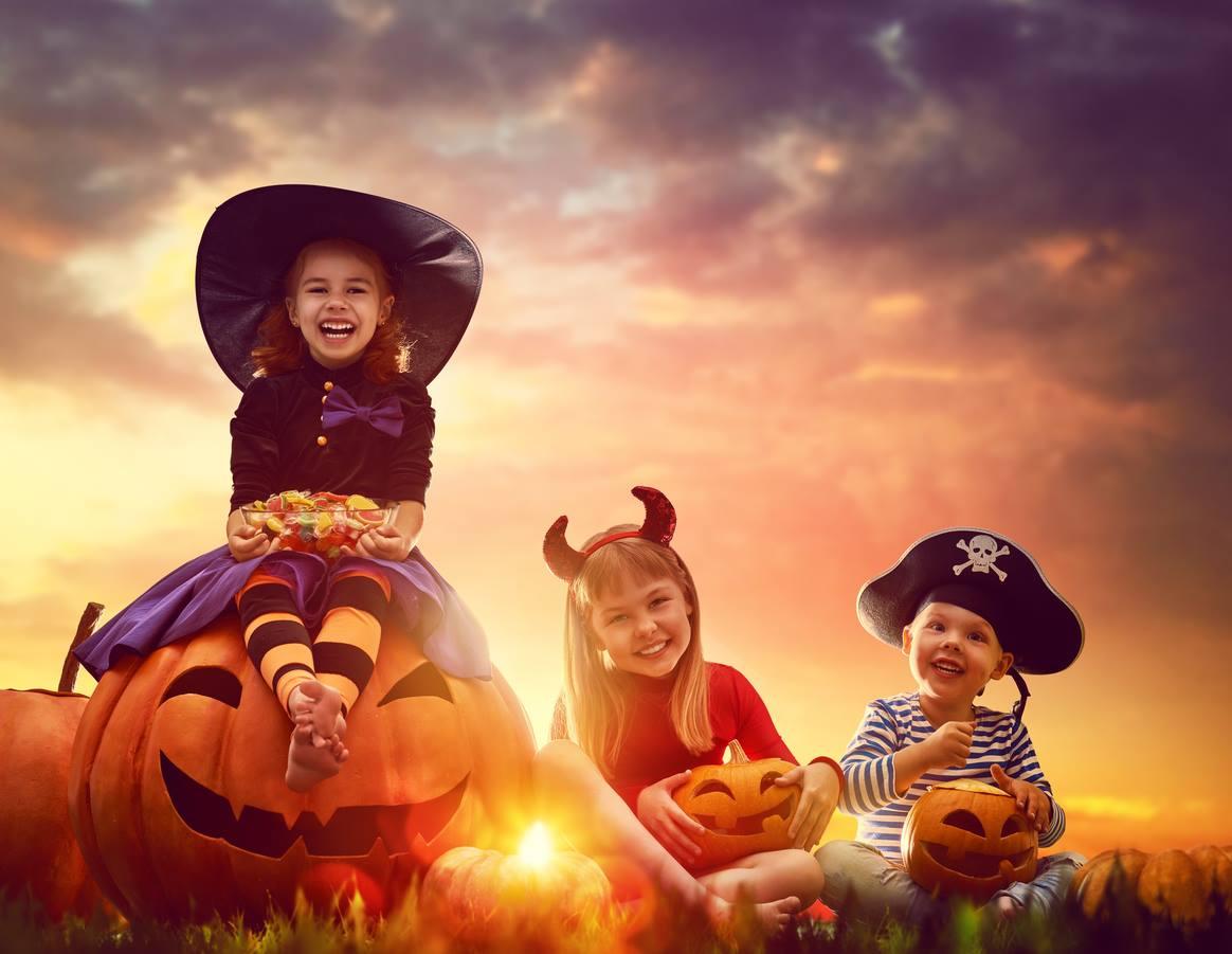 символы Хэллоуина