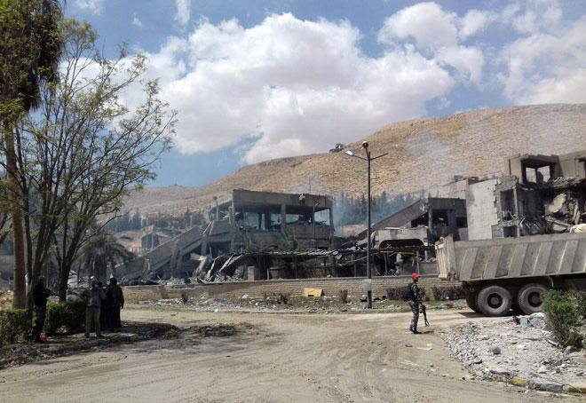 Удары по Сирии, Despacito и блокировка Telegram: новости недели