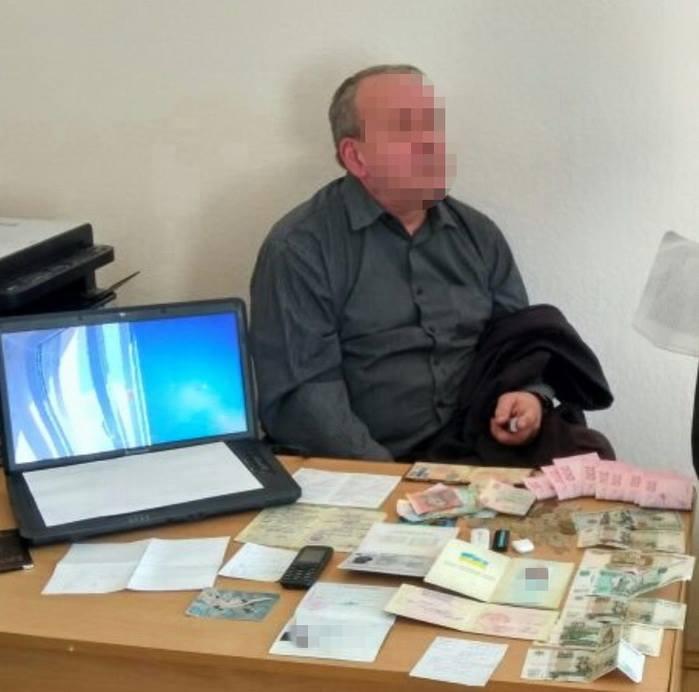 ВСБУ сообщили, что словили «российского шпиона»