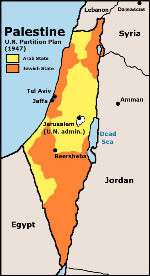 Палестина vs Израиль. История 70-летней вражды за независимость