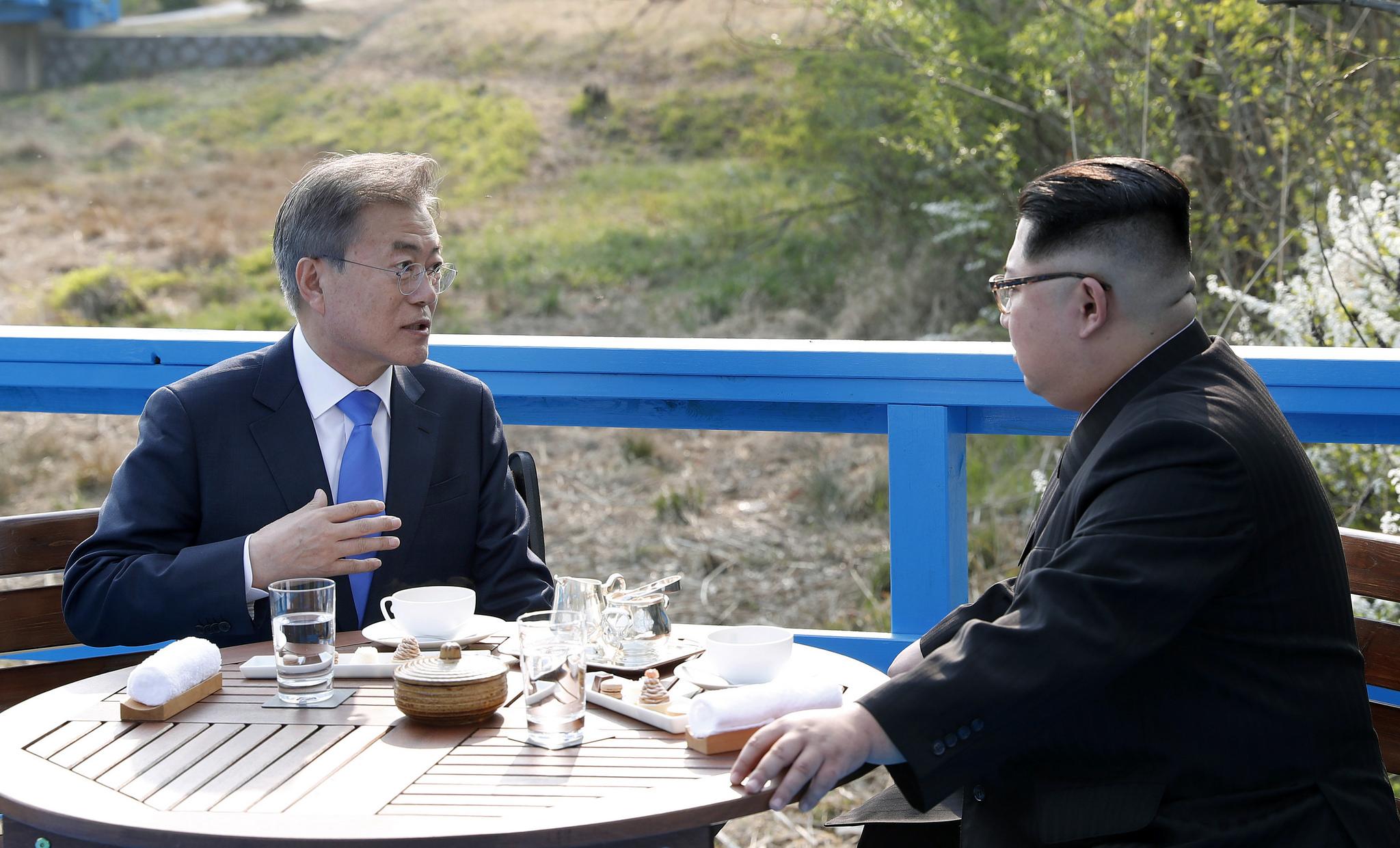 Корея делает исторический шаг к миру