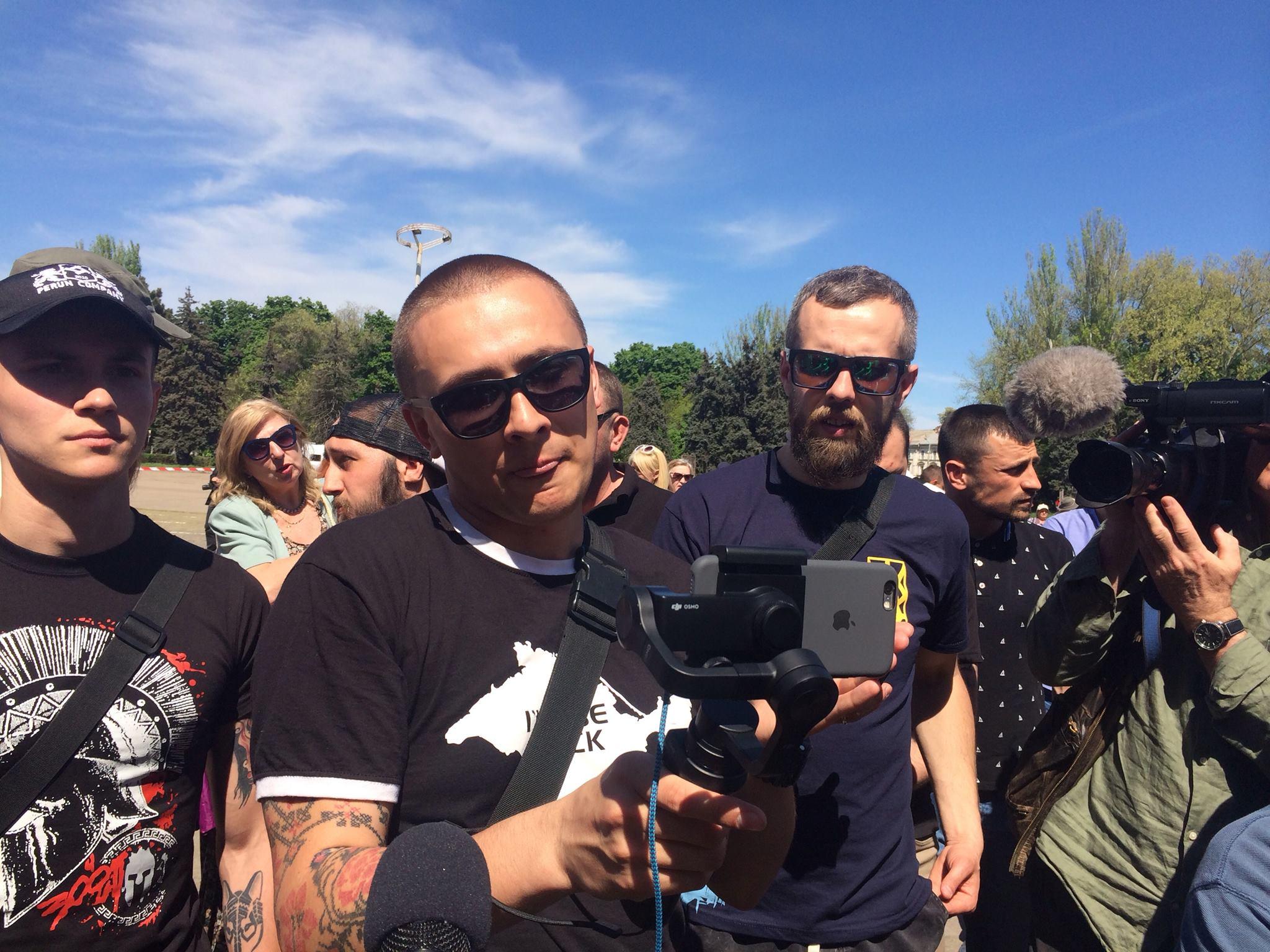 Одесса: старая ненависть и новый формат годовщины