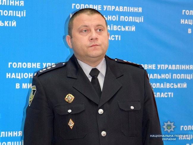 В Николаеве и Запорожье назначены новые главы полиции