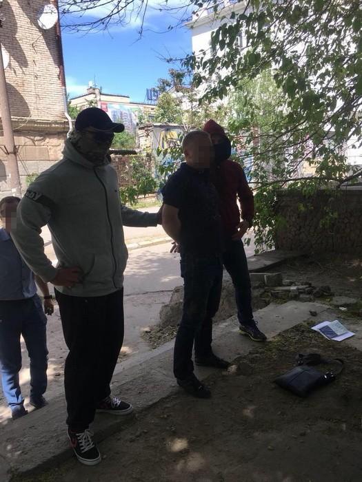 В Херсоне разоблачены полицейские на завладении недвижимостью