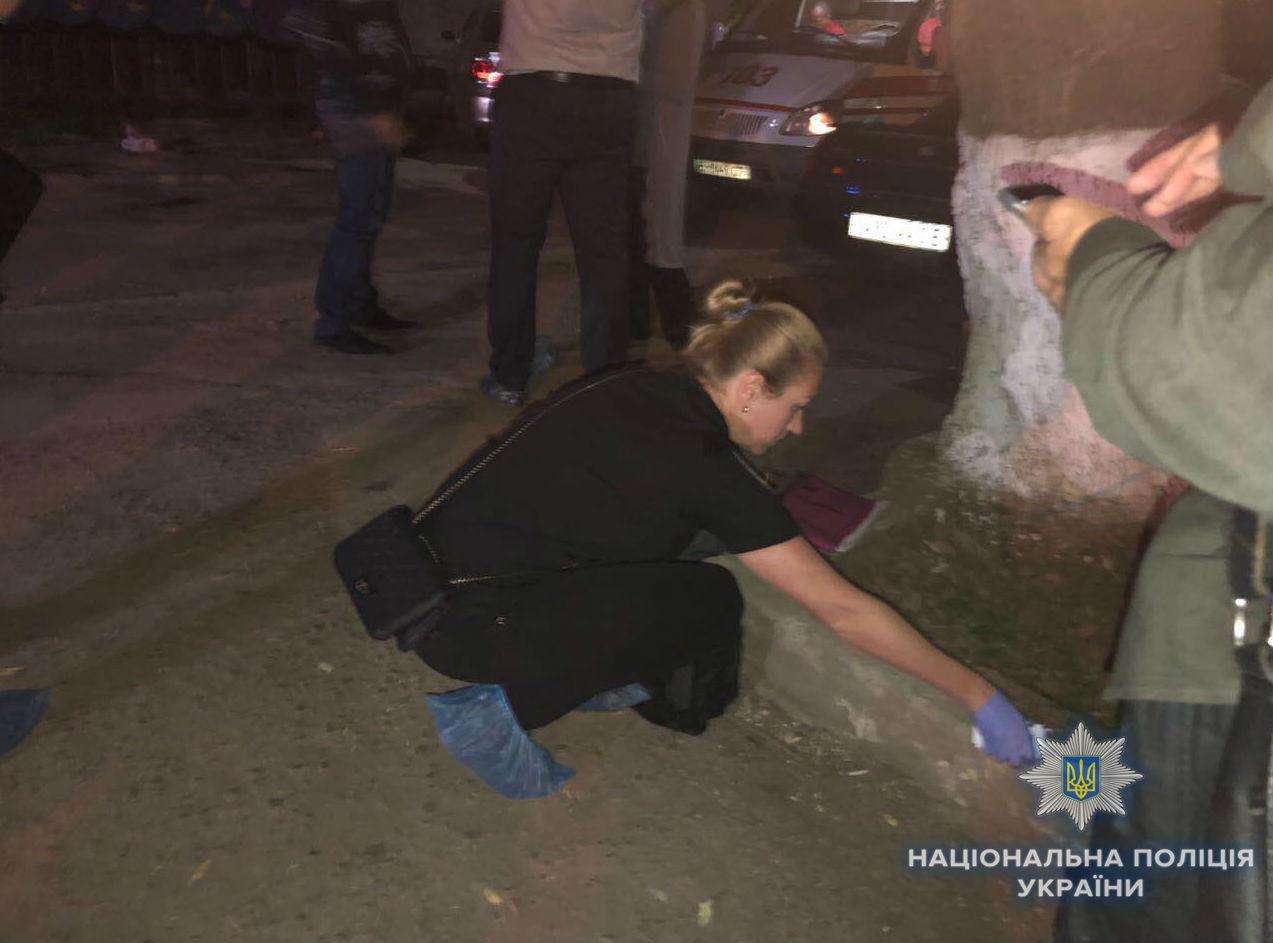 Покушение на экс-главу Правого сектора Одессы: нападавший убит