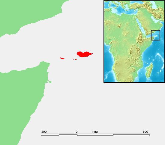 Сокотра занимает стратегически важную позицию возле Африканского Рога