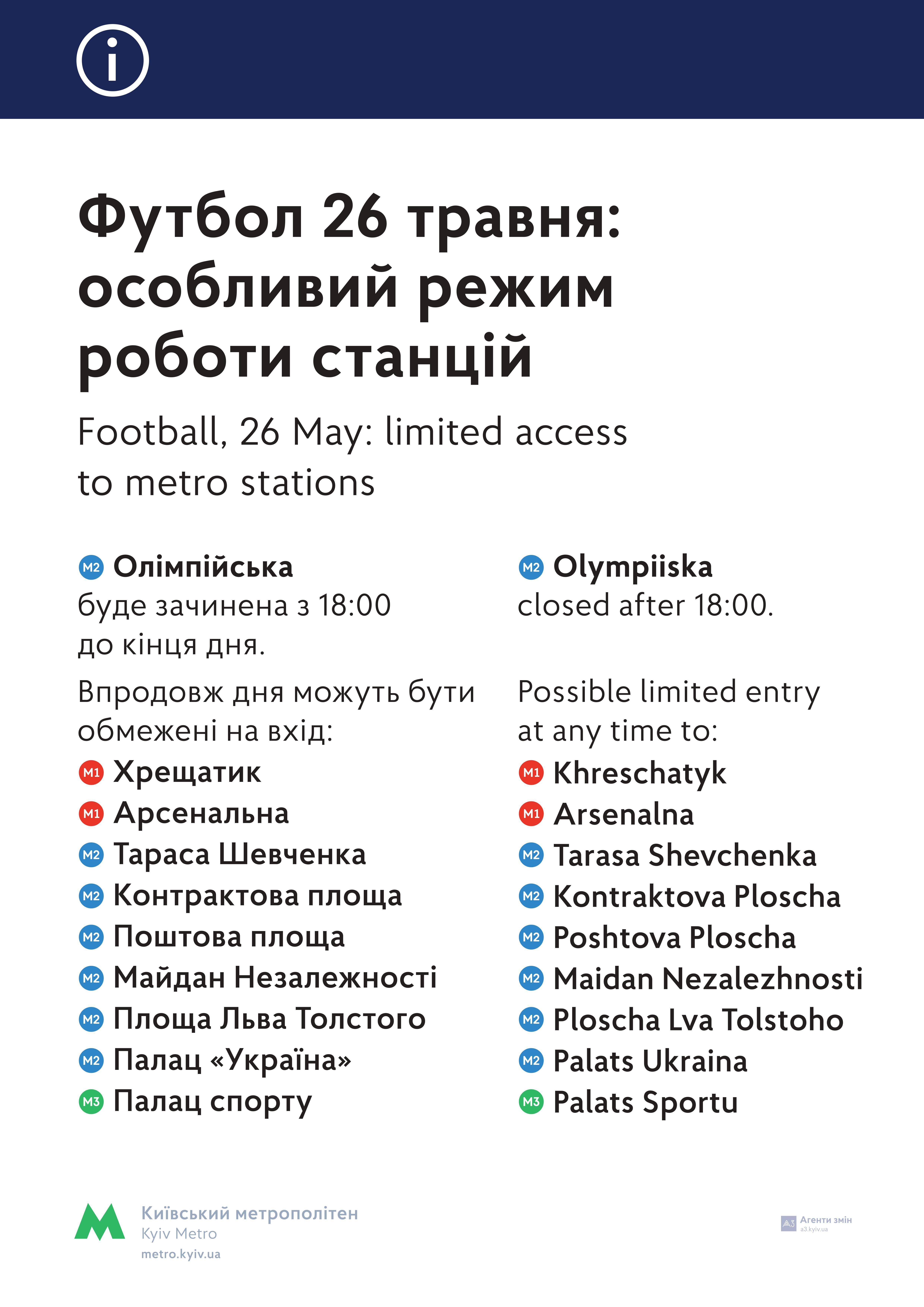 Финал ЛЧ: метро работает дольше, на улицах 10 тысяч силовиков