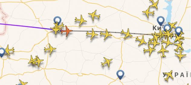 В Борисполе рассказали, сколько рейсов с фанами прибыло в Киев