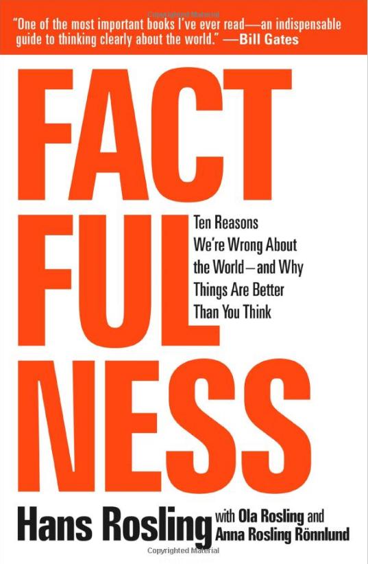 Список Билла Гейтса: 5 книг, которые стоит прочитать этим летом