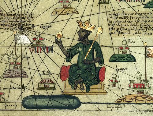 Манса Муса, самый известный правитель империи Мали