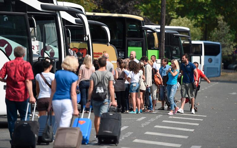 Путешествие по Европе: особенности автобусных туров