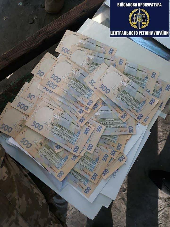 За отправку миротворца в Конго чиновник требовал 25 тысяч грн
