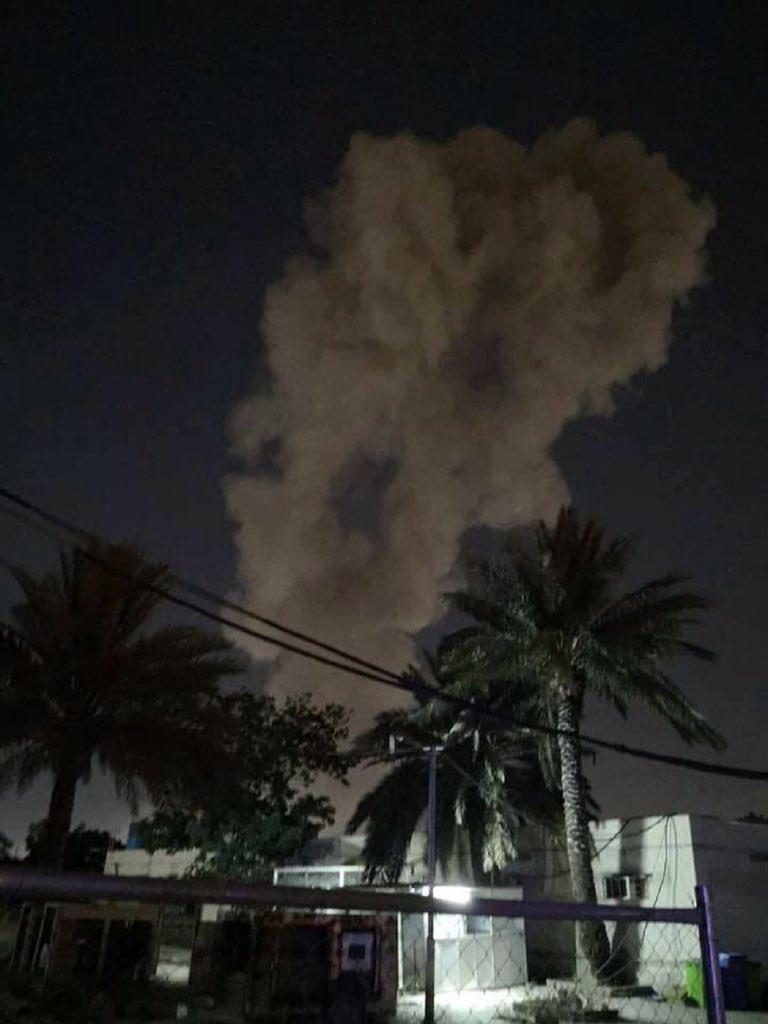 В столице Ирака взорвался склад с оружием: 18 погибших - фото