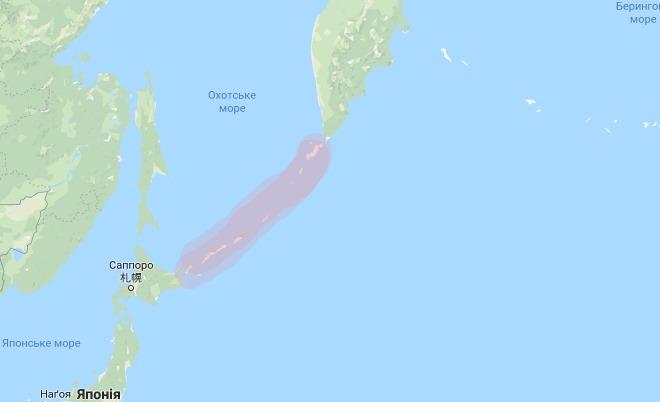 Россия хочет протянуть кабеля на Курилы: в Японии протестуют
