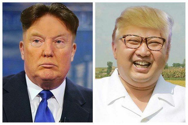 Мир, дружба, бургер: реакция соцсетей на встречу Трампа с Кимом