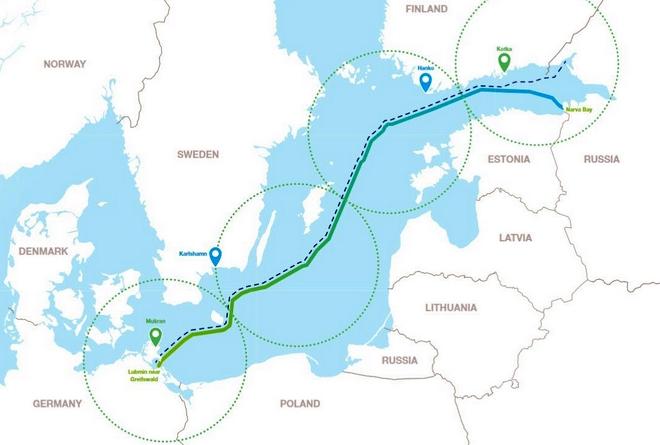 Не только Северный поток-2: у Газпрома пять долгостроев в Европе на миллиарды долларов