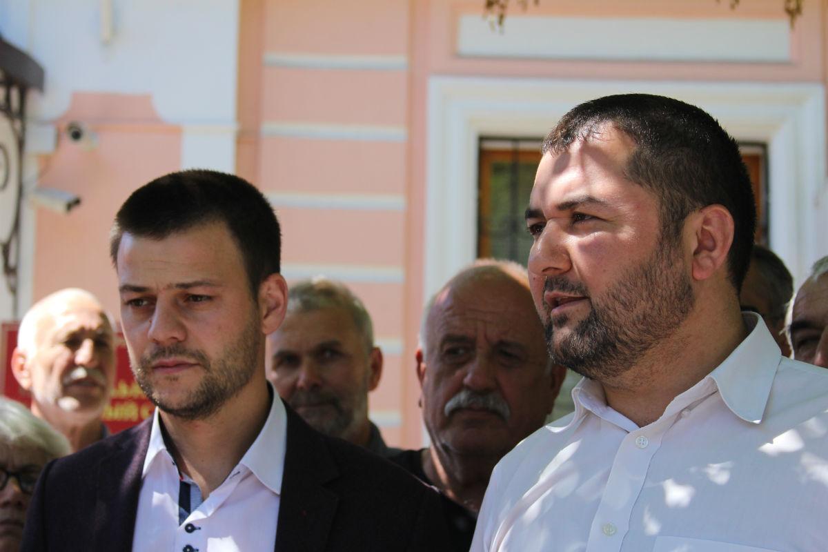 ВКрыму обвиняемые по«делу 26февраля» получили условные сроки