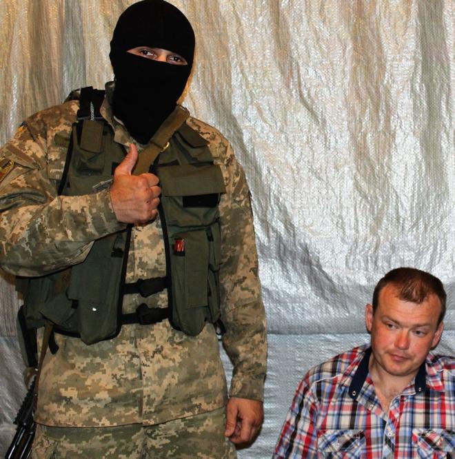 Неудачно сбежал к боевикам: разведка привела назад офицера ВСУ