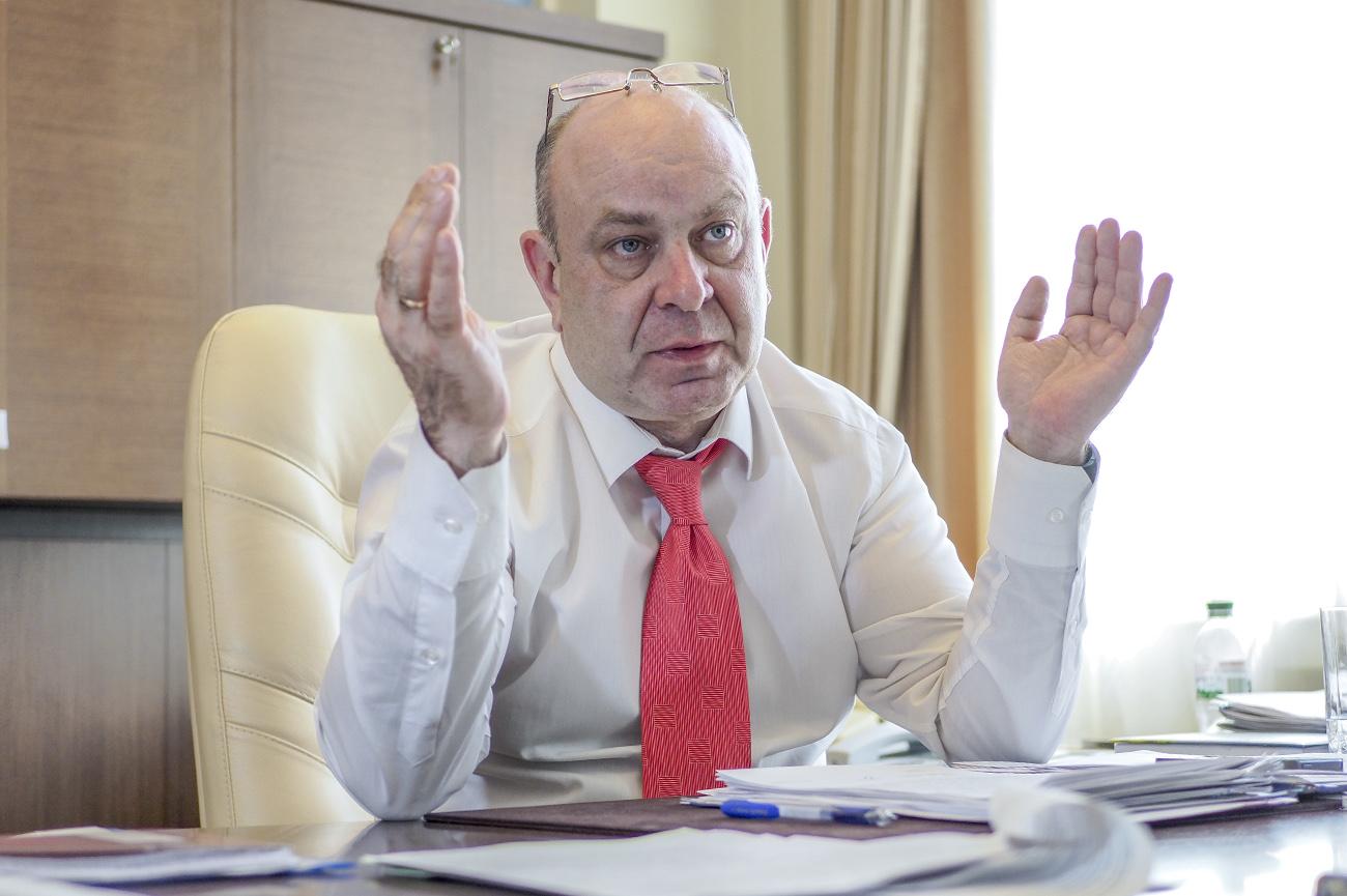 Новый глава ГП Антонов: Основная цель - серийное производство