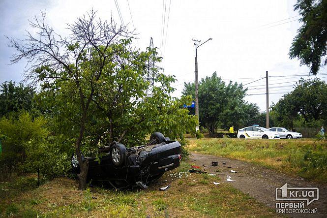 Пьяный водитель насмерть сбил двух женщин в Кривом Роге: фото