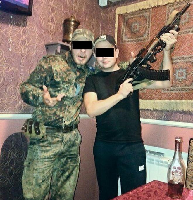 """""""Выпил и выстрелил из РПГ себе под ноги"""": в Бахмуте взяли боевика"""