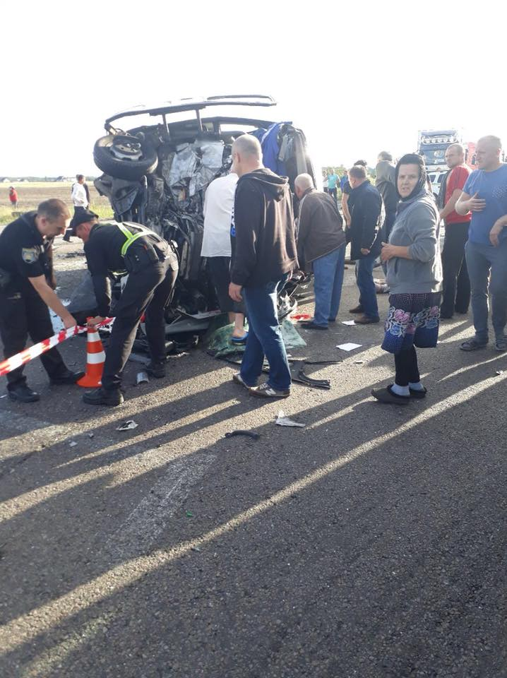Масштабное ДТП в Ровенской области: число погибших выросло