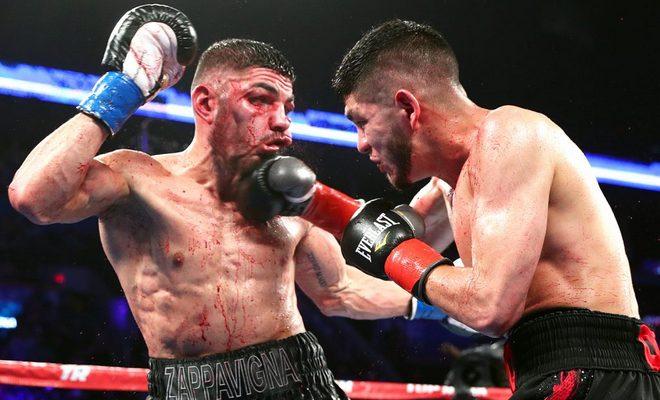 На выходных в боксе прошла драка года: видео и фото жестокого боя