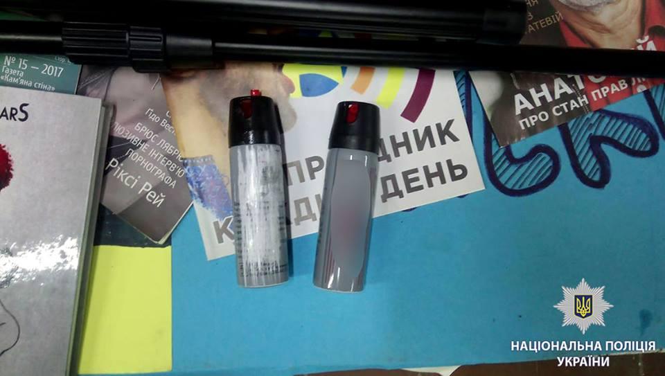 В Харькове неизвестные напали на офис ЛГБТ-сообщества: фото