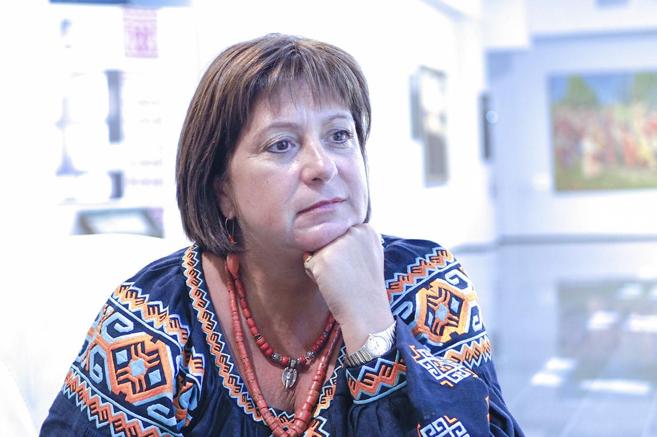 Наталья Яресько: Жалею, что не стала премьером
