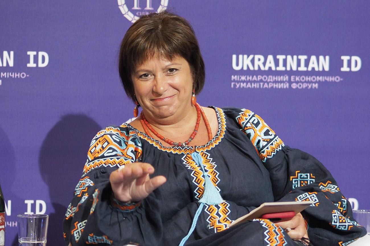 Наталья Яресько (фото - Андрей Гудзенко/LIGA.net)