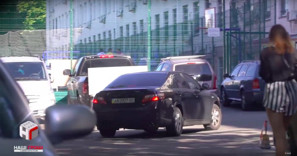 Алкоголь и лендкрузеры: отдых украинских прокуроров - фото, видео