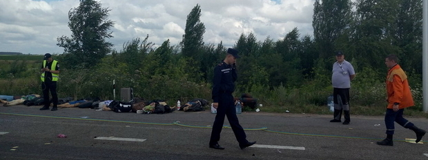 Второе смертельное ДТП за утро: 10 погибших под Житомиром - фото