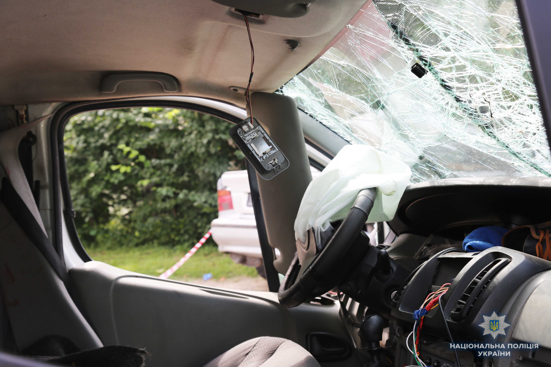 В Виннице столкнулись четыре авто: есть погибший - фото