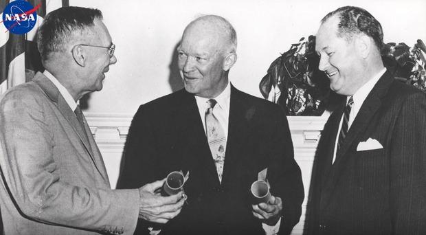 Обогнать Советский Союз: NASA празднует 60-летний юбилей