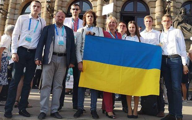 Украинский школьник победил на международной олимпиаде по химии
