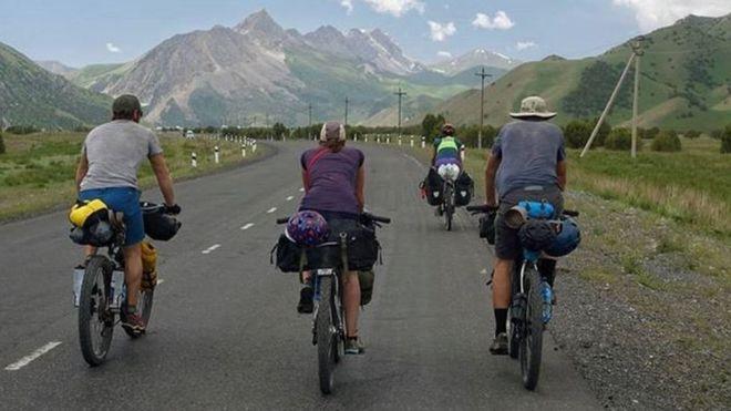 """Убитый в Таджикистане американец: """"В целом люди добры"""""""