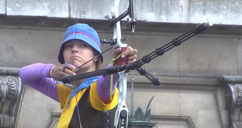 Украинские лучники побили мировой рекорд