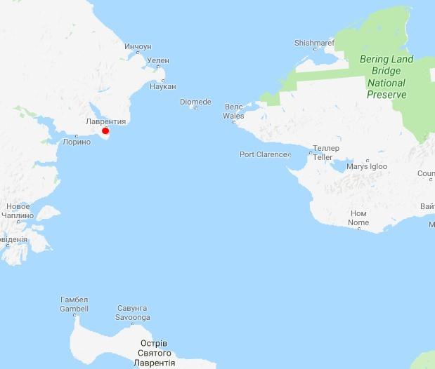 Плыл в Китай, попал в РФ: на Чукотке задержан американец - росСМИ