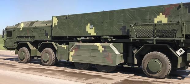 Под стандарт НАТО: появились первые фото украинской САУ Богдана