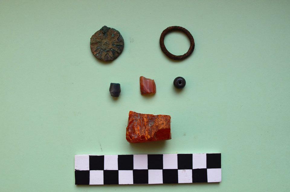 В Чернигове нашли артефакты периода княжеских междоусобиц: фото