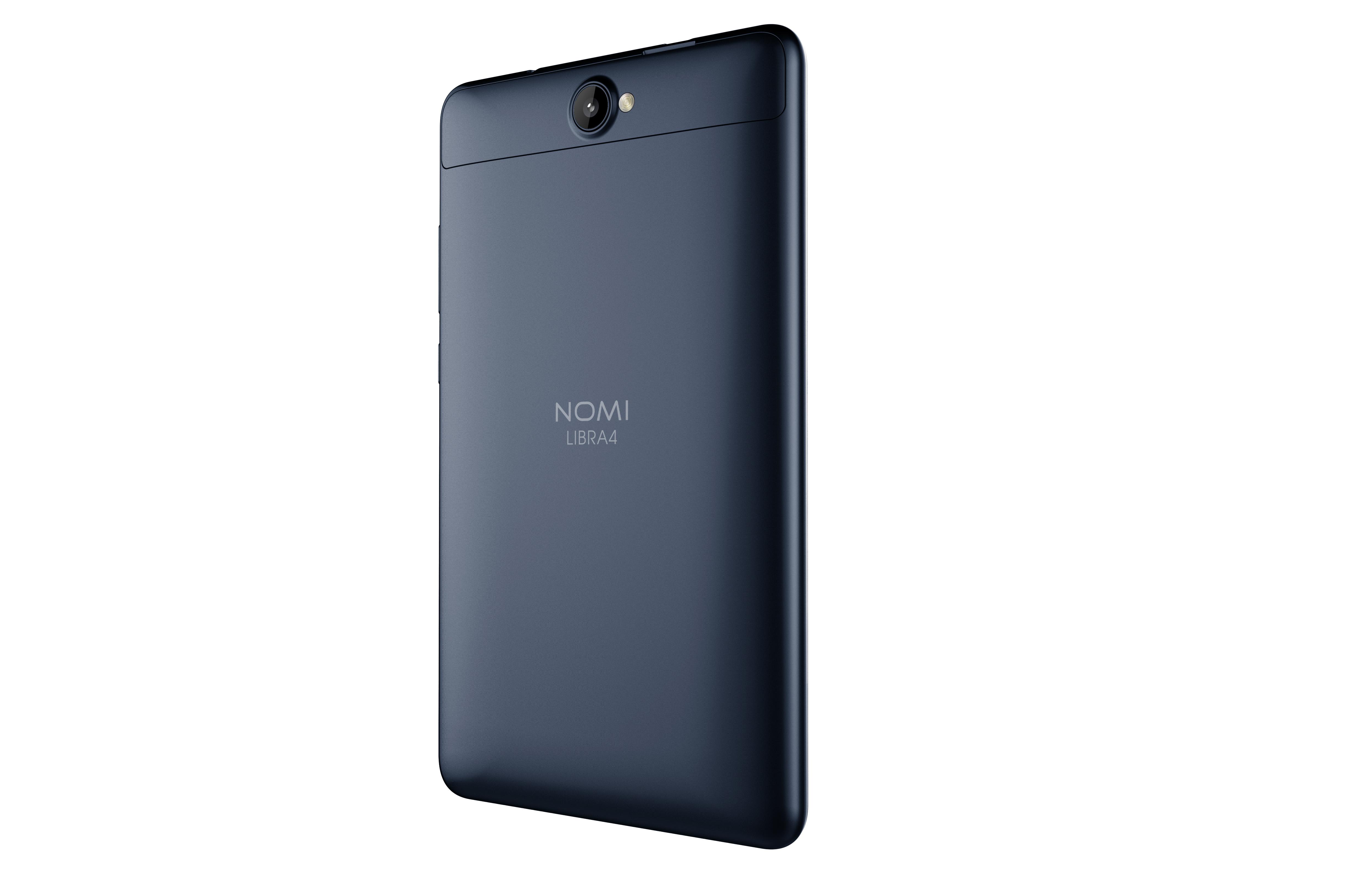 Nomi начала продажи планшета с LTE/4G и Android 8.1 в Украине