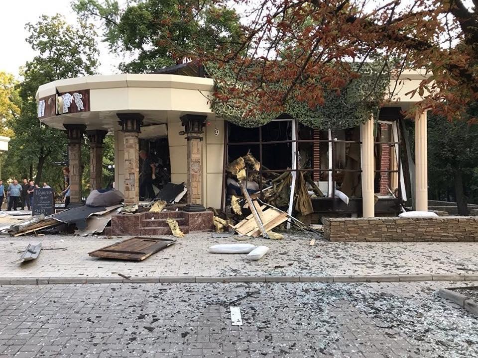 В Донецке уничтожен главарь террористов ДНР Захарченко