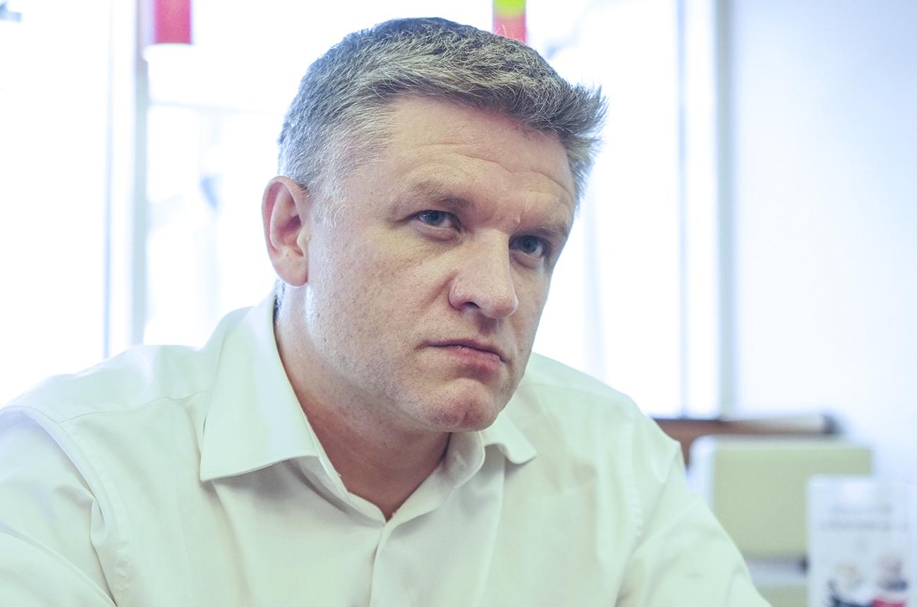 Технократ президента: уйдет ли Дмитрий Шимкив работать в Киевстар